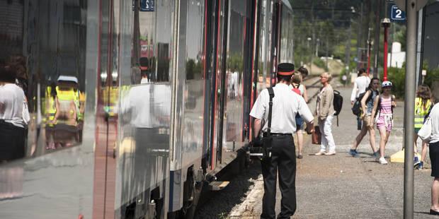 Pourquoi un tel chaos sur le rail à cause de la canicule? - La Libre