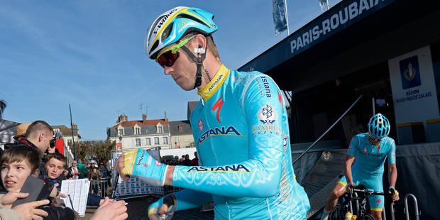Lars Boom ne prendra pas le départ du Tour de France - La Libre