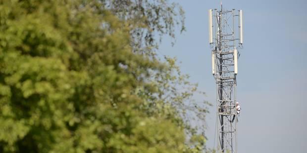 Remise en cause de la taxation forfaitaire des antennes de GSM - La Libre
