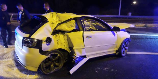 Jumet: dramatique accident sur la A54 ce jeudi matin - La Libre