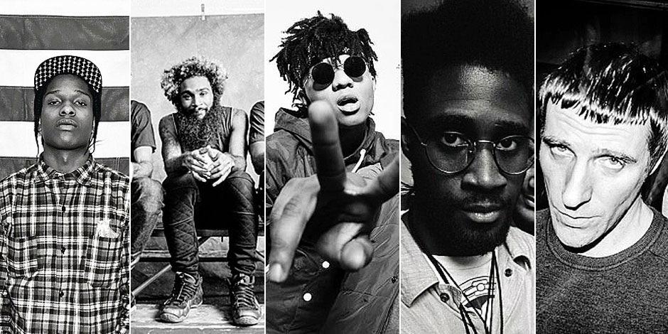 Les Ardentes entrent en mode hip hop