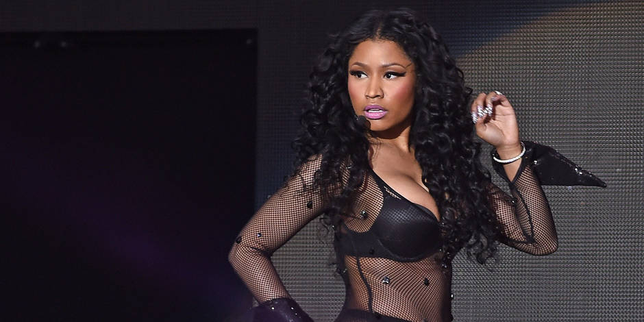 Les Ardentes : Nicki Minaj, diva outrancière