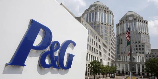 Procter & Gamble accepte de vendre pour 12,5 mds USD des activités de beauté au parfumeur Coty - La Libre