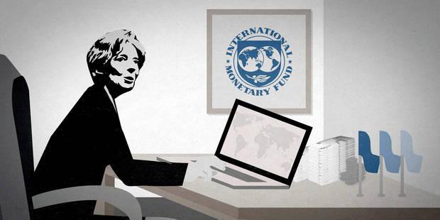 Le FMI abaisse sa prévision de croissance mondiale et met en garde sur la Grèce - La Libre
