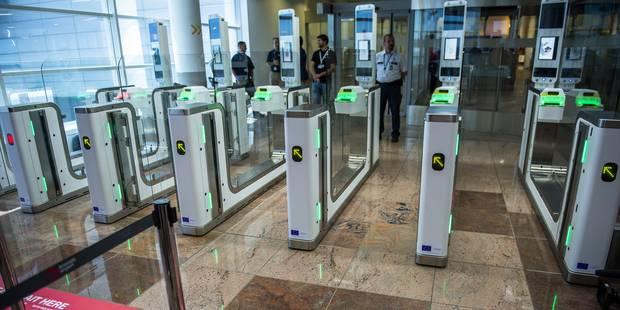 Brussels Airport: à peine installés, les nouveaux portiques sont déjà en panne - La Libre