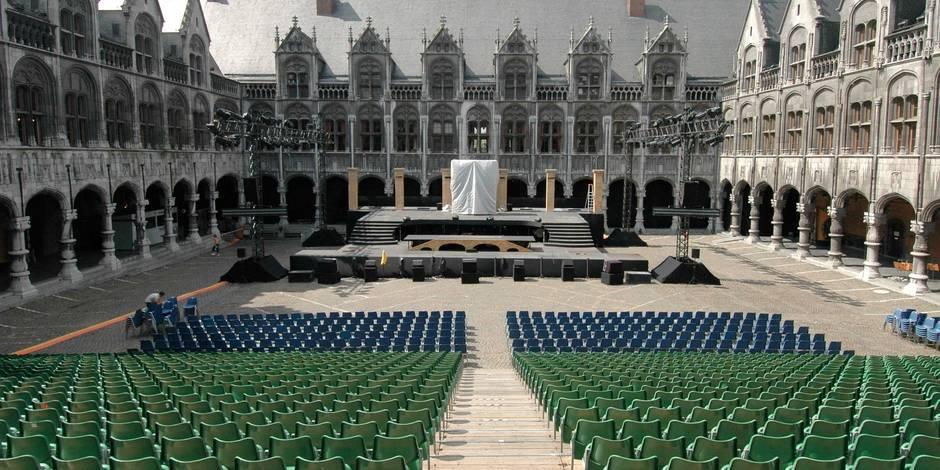 Pas d'opéra en plein air cet été à Liège - La Libre