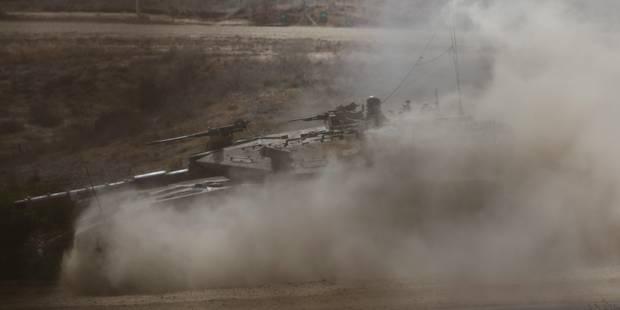 Frappe israélienne contre le Hamas après un tir de roquette - La Libre