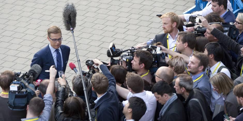 Le Parlement finlandais approuve des négociations avec la Grèce