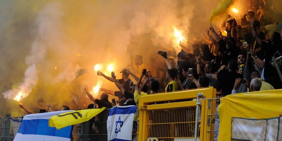 """Après le comportement violent de ses """"supporters"""" à Charleroi, le propriétaire du Beitar Jérusalem va revendre le club"""