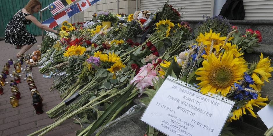 Edito: justice pour les victimes du vol MH17 - La Libre