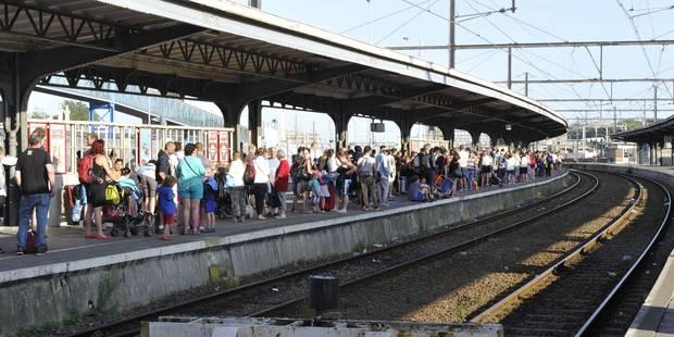 Grève des conducteurs de train du SACT: le syndicat lève temporairement son action - La Libre