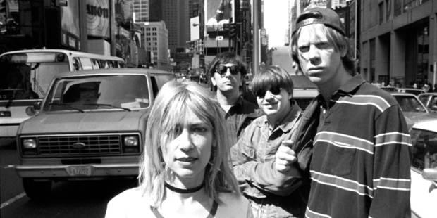 Kim Gordon, le bruit et la fureur de Sonic Youth - La Libre