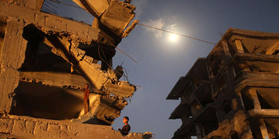 Un Palestinien tué par un tir israélien à la frontière de Gaza