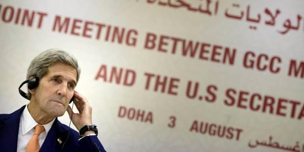 """Washington """"d'accord pour accélérer des ventes d'armes"""" aux pays du Golfe - La Libre"""