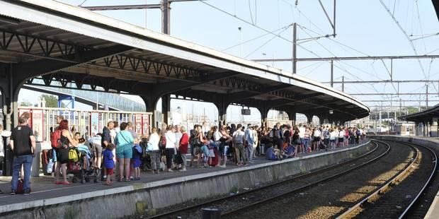 Cyberattaque à la SNCB: pas de surtaxe à bord jusque vendredi midi - La Libre