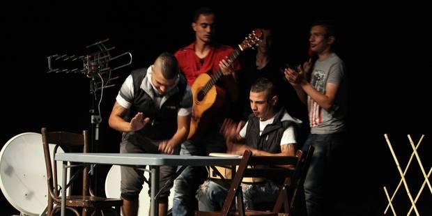 Liban: le théâtre pour apaiser la violence chez les jeunes - La Libre