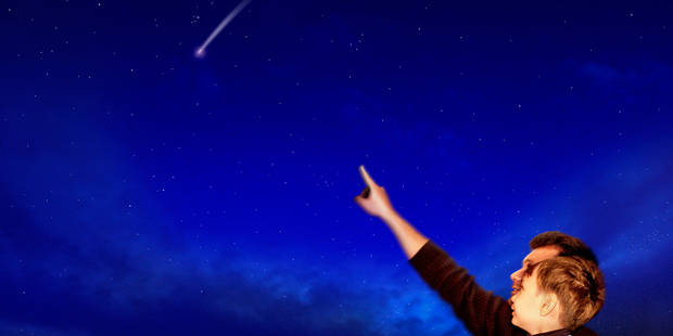 Les nuits des étoiles filantes ont débuté en Belgique - La Libre