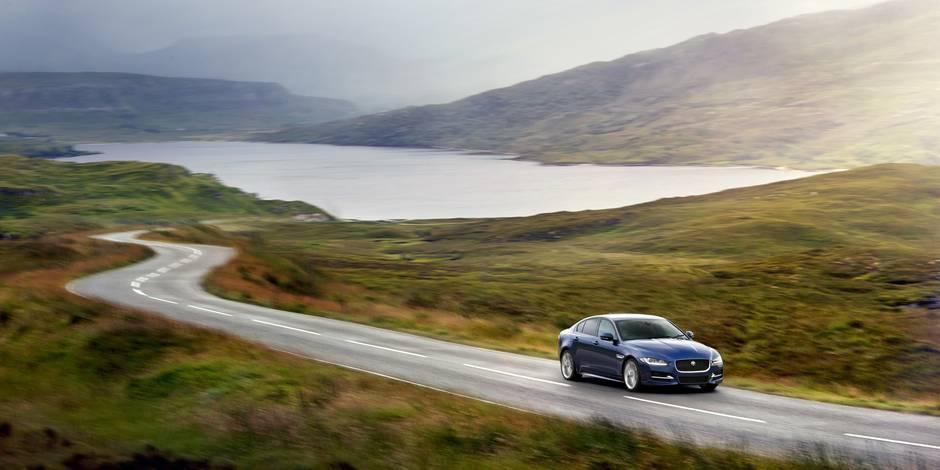 Jaguar prêt à croquer de la berline allemande - La Libre