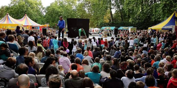 Théâtres Nomades, un village à Bruxelles - La Libre