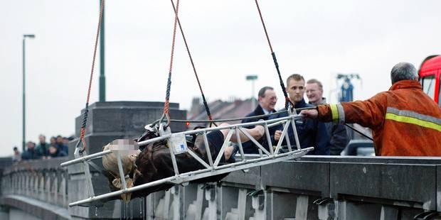 Bruxelles: un cadavre repêché chaque mois dans le canal - La Libre