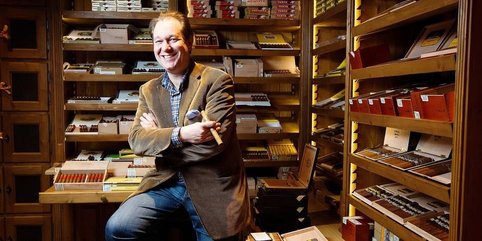 Métiers insolites (5/7): intronisé dans le royaume du cigare - La Libre