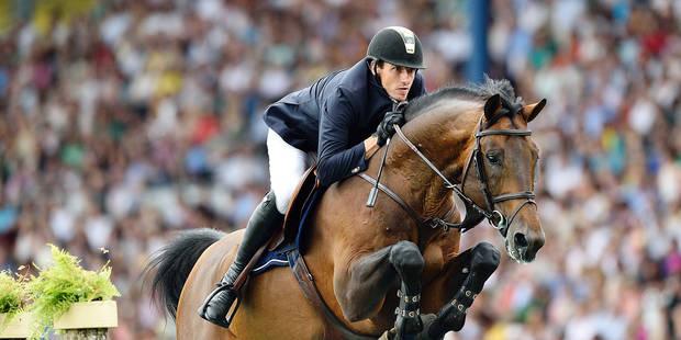 Équitation: la Belgique dans de bonnes conditions à l'Euro de saut d'obstacles - La Libre