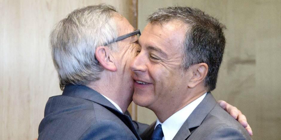 Le plan d'aide à la Grèce provoque des remous politiques