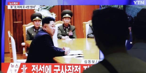 """La Corée du Nord promet une """"réaction militaire très forte"""" - La Libre"""