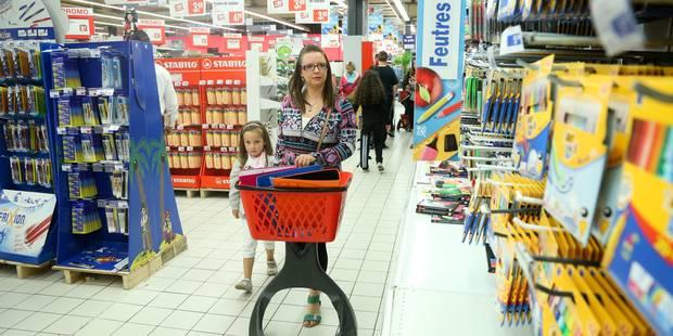 Prix dans les supermarchés: Colruyt reste de justesse le moins cher - La Libre