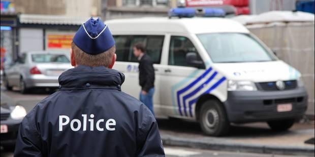 Bruxelles: la police tire des coups de feu lors d'une course-poursuite - La Libre