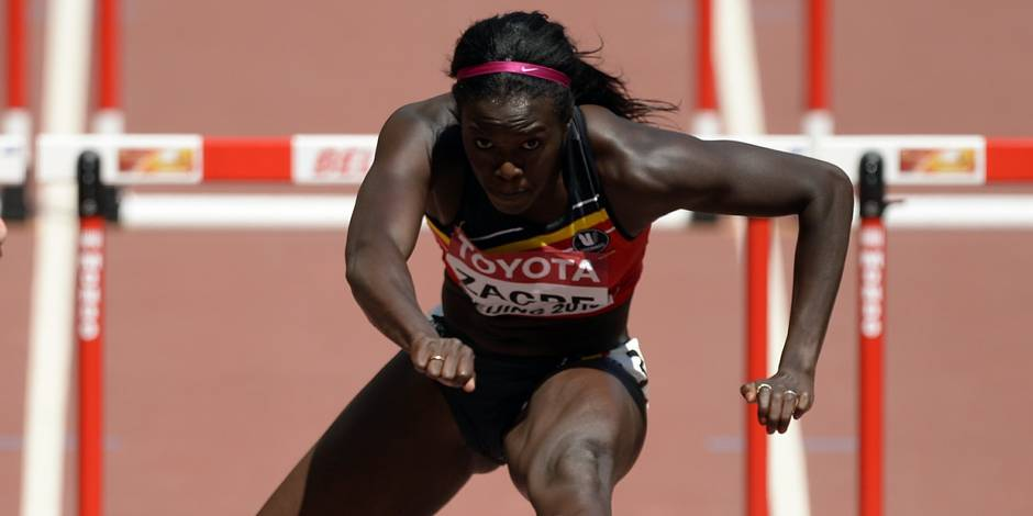Mondiaux: Anne Zagré éliminée en demi-finales pour 2/100e de seconde