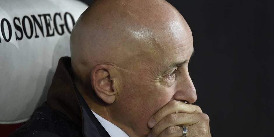 Le Standard se sépare de son entraîneur Slavo Muslin