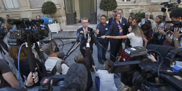 Thalys: Patrouilles conjointes et billets nominatifs dans les trains internationaux - La Libre