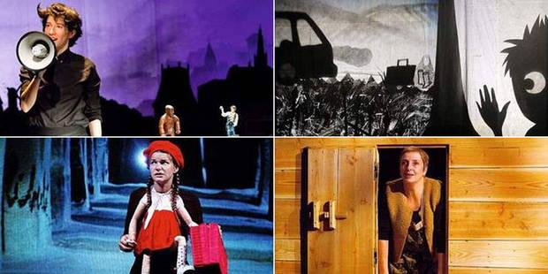 Le théâtre, cet Alibi en or - La Libre
