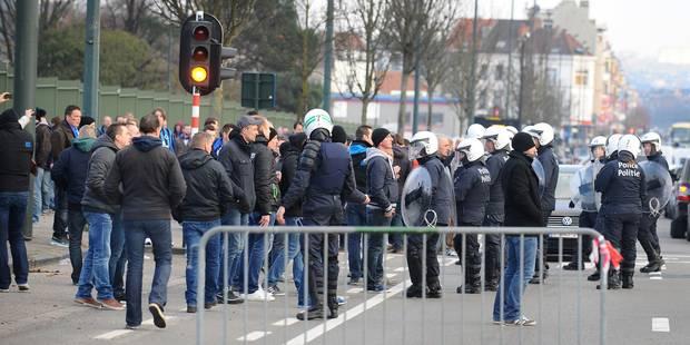Belgique-Bosnie : des agents de police en grève ! - La Libre