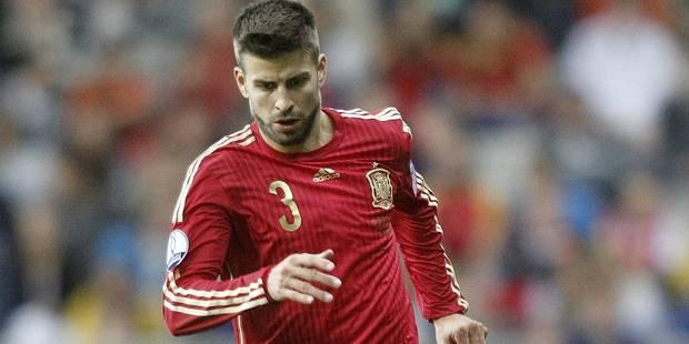 Le match Espagne - Angleterre délocalisé à cause de Gérard Piqué - La Libre