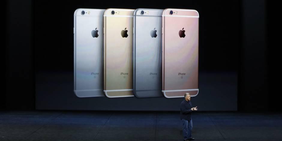 Apple lance un iPad Pro, une Apple TV repensée et deux nouveaux iPhone