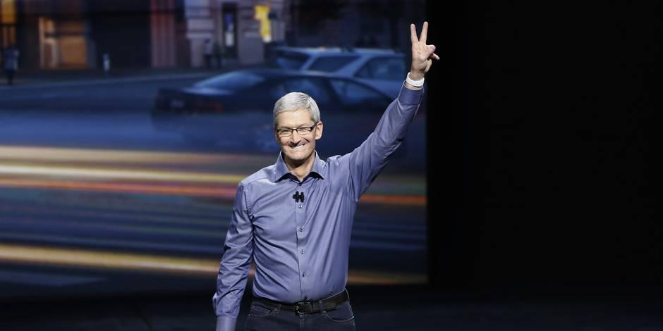 Apple: les mains pleines, la tête vide