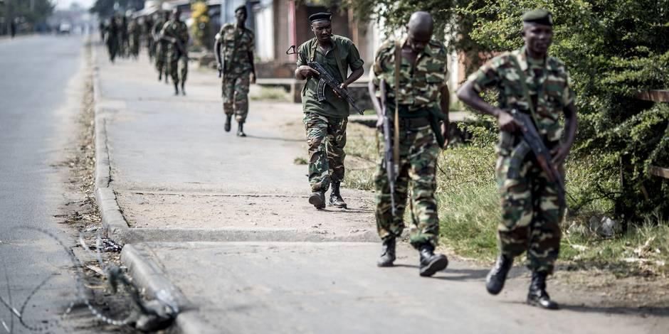 Burundi: le chef de l'armée réchappe d'une embuscade, 7 morts