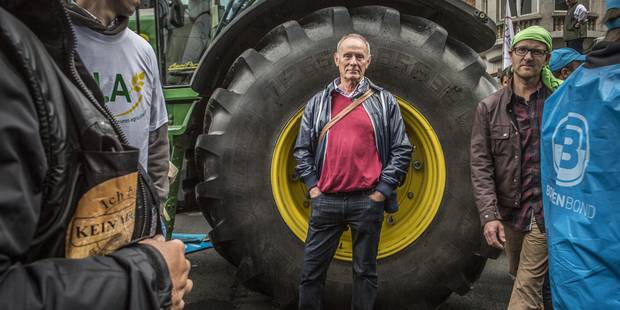 La FWA participera à une nouvelle manifestation des agriculteurs mardi à Luxembourg - La Libre