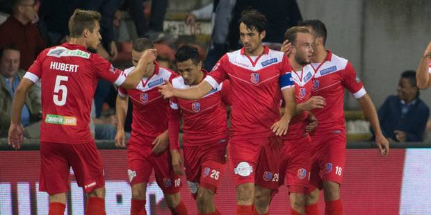 Mouscron s'offre sa première victoire face au FC Bruges (2-1) - La Libre