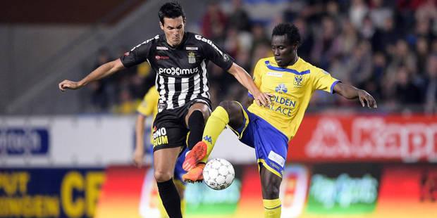 Charleroi fait match nul à Saint-Trond, mais Jérémy Perbet réussit son retour (1-1) - La Libre
