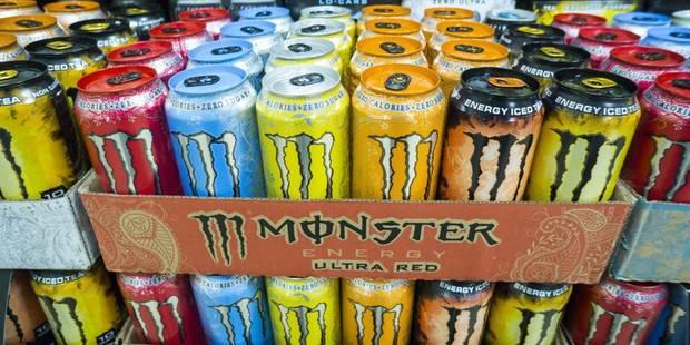 Les boissons énergétiques Monster plus rentables que Google, Netflix et Apple - La Libre