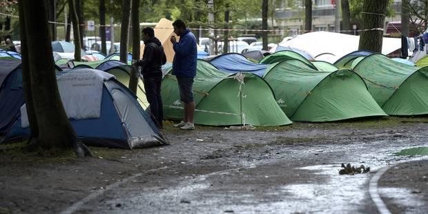 La situation devient difficile au parc Maximilien pour les migrants, appel au pré-accueil des citoyens - La Libre