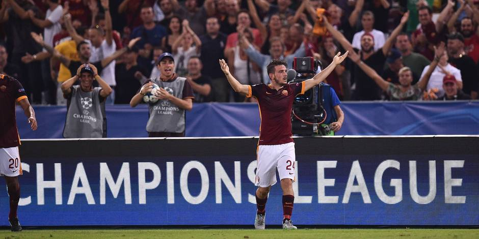 Un commentateur italien s'égosille après le but de Florenzi face au Barça (VIDÉO)