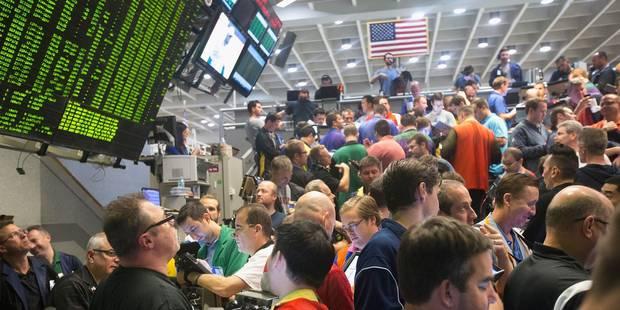 Wall Street incertaine à la fermeture, perplexe après la Fed - La Libre