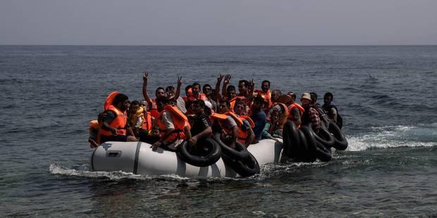 Turquie: une Syrienne de 4 ans noyée lors du naufrage d'un bateau de migrants - La Libre