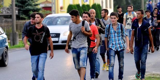 Premiers passages de migrants de Slovénie vers l'Autriche - La Libre