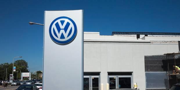 """VW soupçonné de tricherie: D'Ieteren n'était """"pas au courant de ces irrégularités"""" - La Libre"""