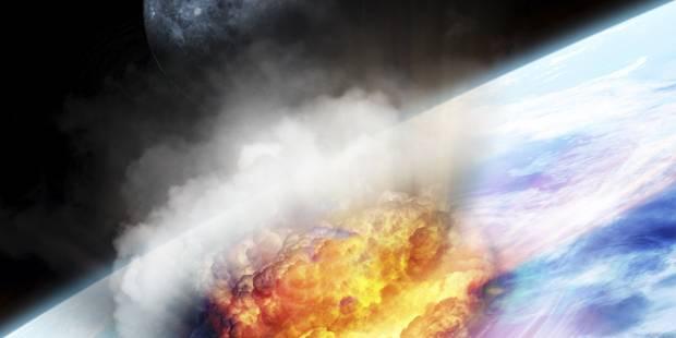 Une énigme autour de la formation de la Terre enfin résolue? - La Libre